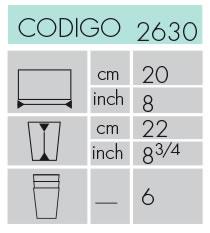 Medidas Mensula para Colgantes